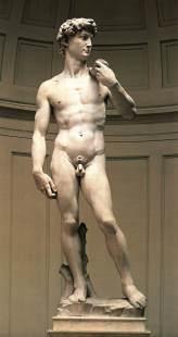 David av Michelangelo