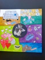 Elever år 7 har funderat på för och nackdelar!