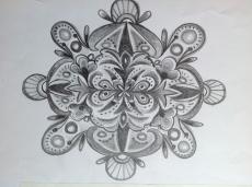 Symetriskt mönster