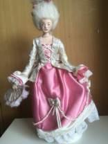 Modell av Marie Antoinette